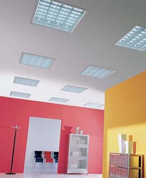 False ceiling and Blinds